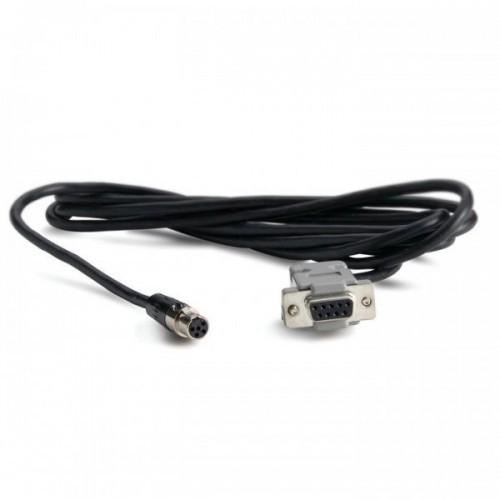 Cable RS232 de conexión a ordenador para equipos portátiles, 5 a 9 pines