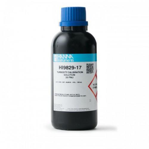 Solución calibración Turbidez para multiparamétrico HI9829