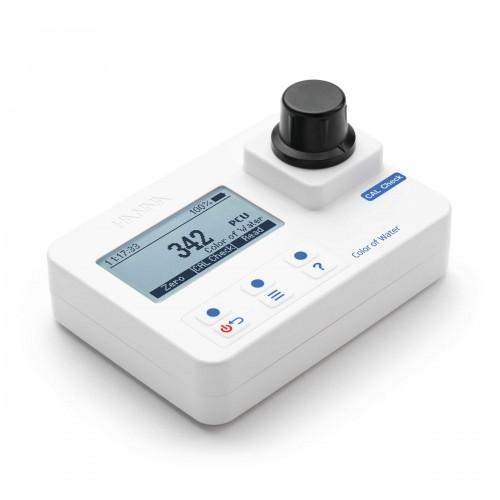 Fotómetro portátil Color del Agua 0 a 500 PCU