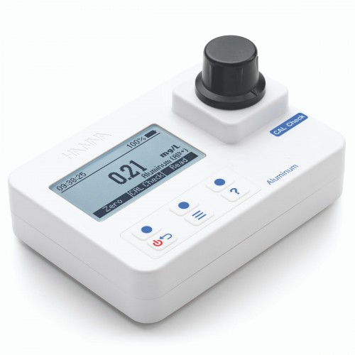 Fotómetro portátil Aluminio 0,00 a 1,00 mg/L