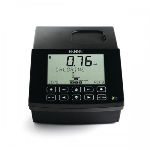 Espectrofotómetro IRIS , con aplicación personalizada y puesta en marcha