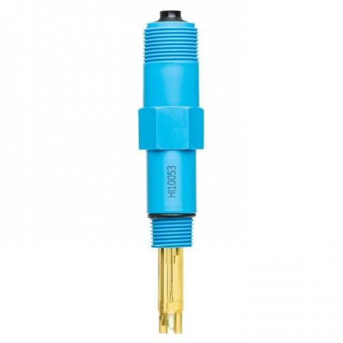 Electrodo digital amplificado de pH/Tª, conector DIN, 2 m