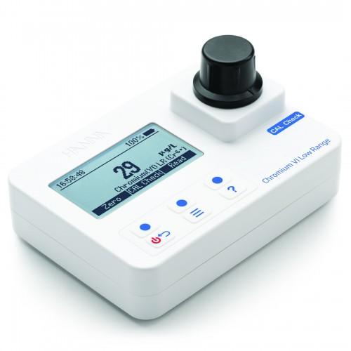 Fotómetro portátil Dióxido de cloro método rápido 0.00 a 2.00 mg/L ppm