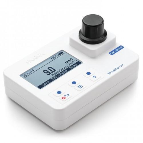 Fotómetro portátil Molibdeno 0,0 a 40,0 mg/L