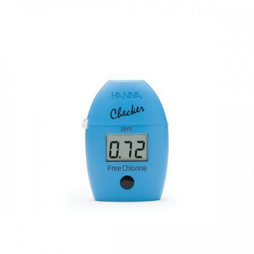 Checker Cloro Libre (0 a 2,50 ppm)