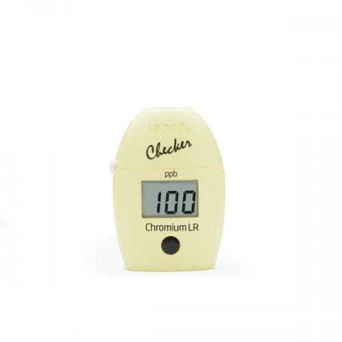 Checker Cromo VI rango bajo (0 a 300 ppb)