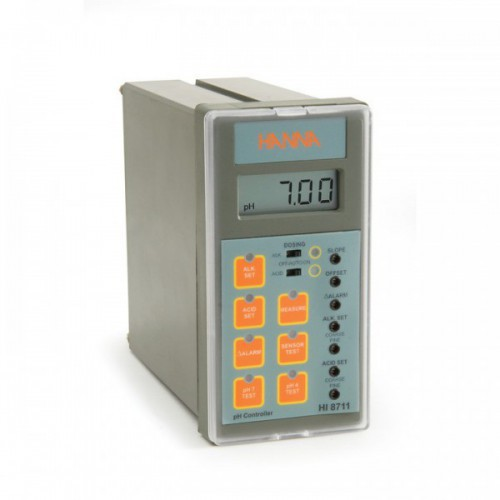 Controlador analógico pH, E/S RS485