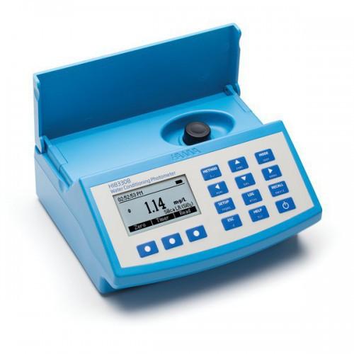 Fotómetro multiparamétrico sobremesa y pHmetro para tratamiento de aguas (230V)