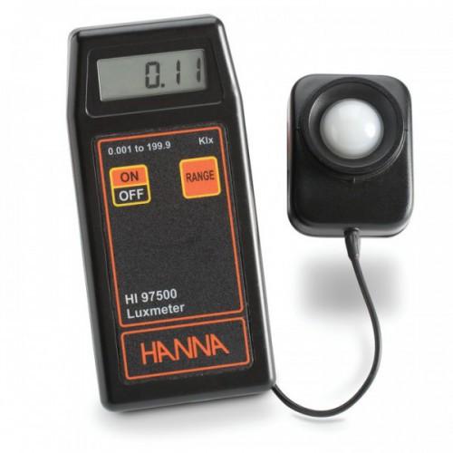 Luxómetro portátil (0,001 a 199,9 Klux)